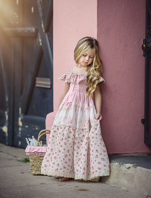 Pocketful Of Roses Frock