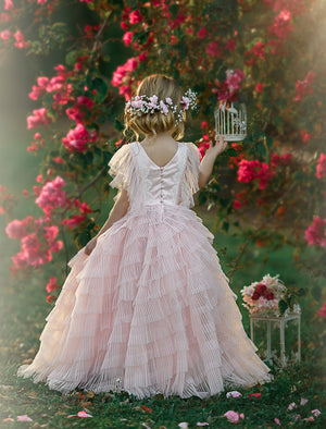 Pink Thorn Frock
