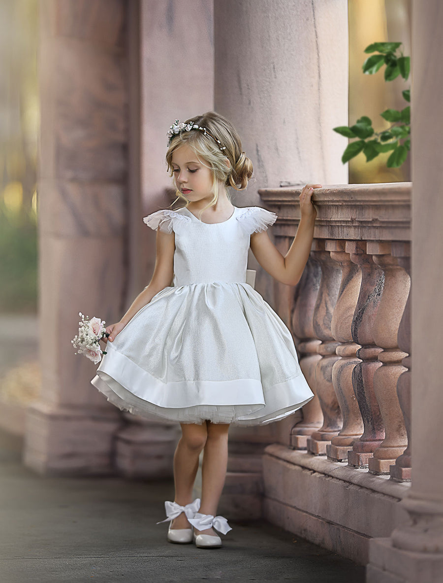 Blush Dreams Dress Ivory
