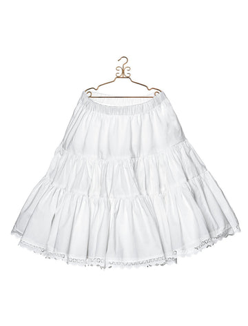 Eternal Cotton Pettiskirt