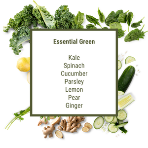 Essential Green - GOODLife Juices