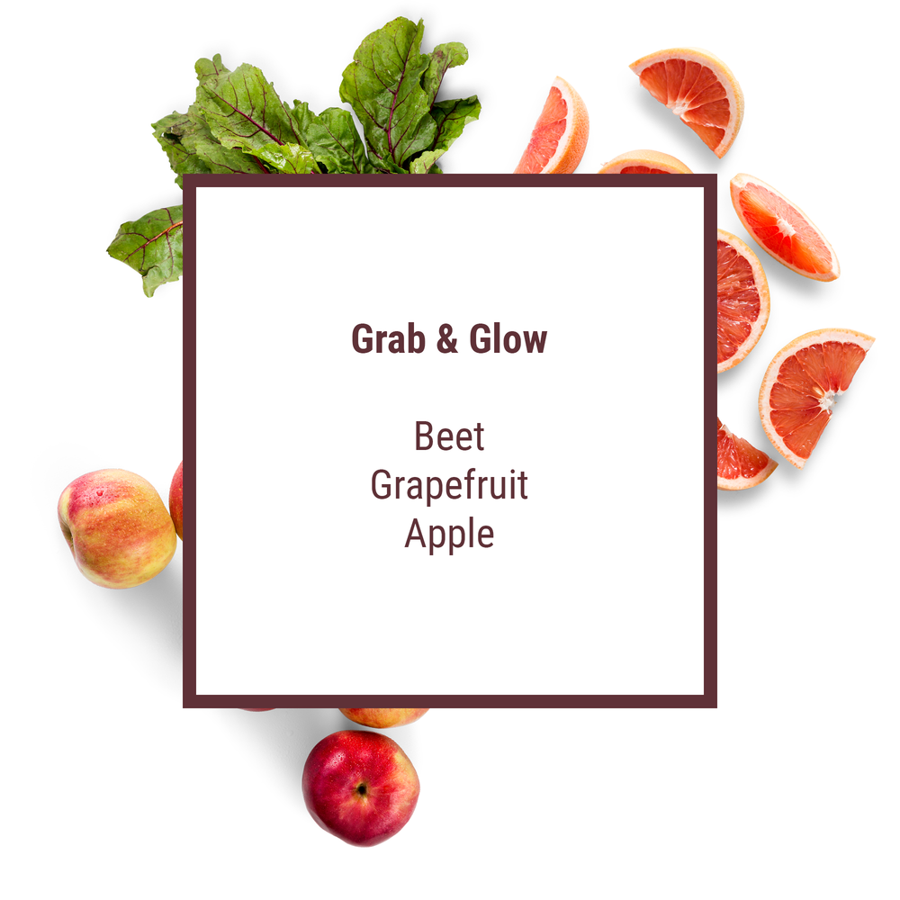 Grab & Glow - GOODLife Juices