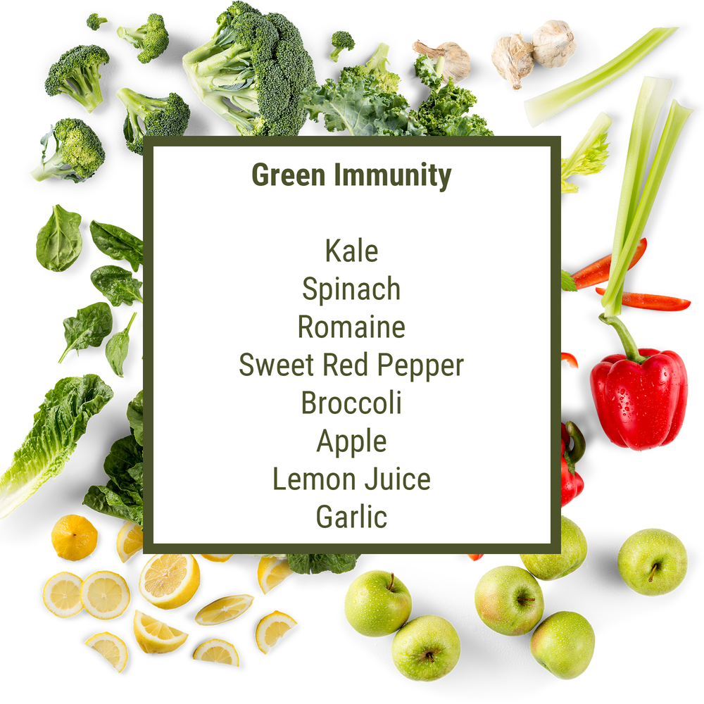Green Immunity - GOODLife Juices