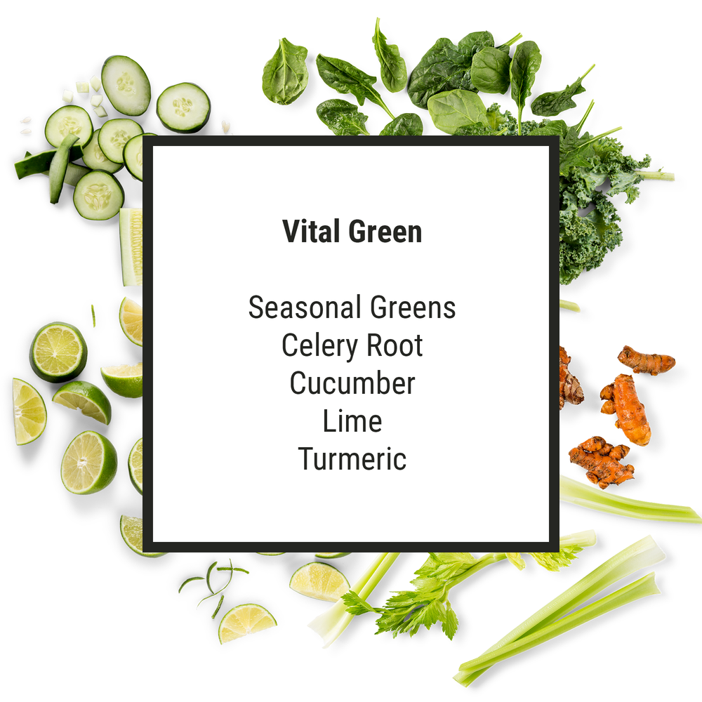 Vital Green - GOODLife Juices