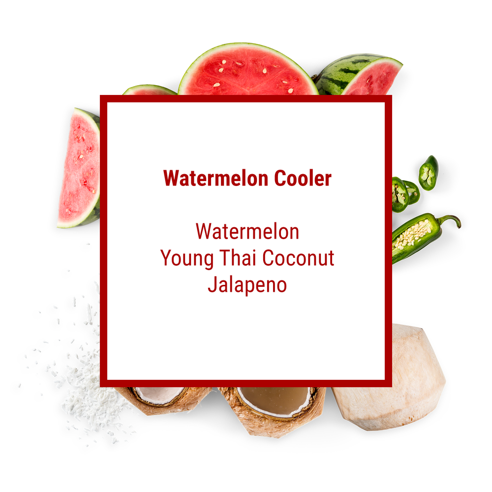 Watermelon Cooler (seasonal) - GOODLife Juices