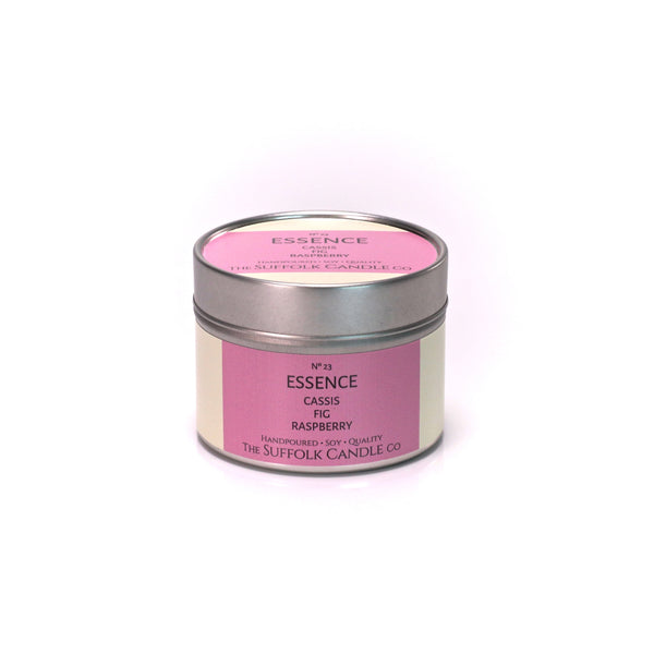 ESSENCE - Cassis, Fig and Raspberry - handmade soy candle - 100g