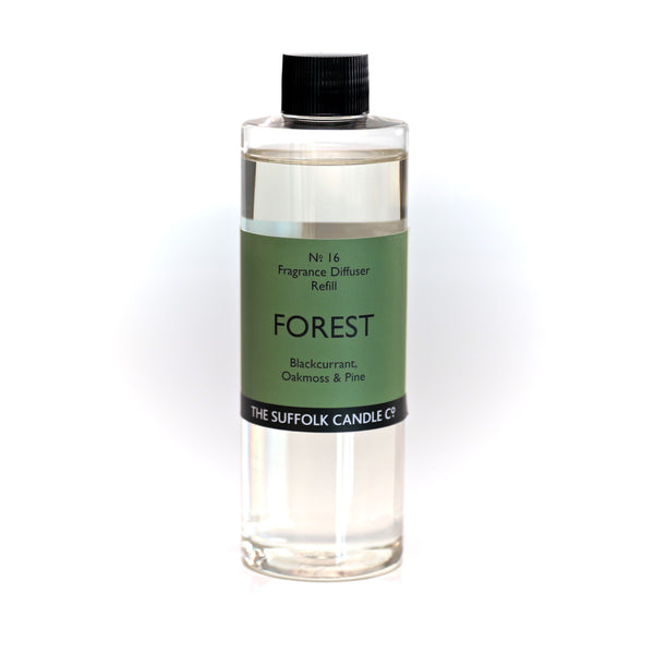 FOREST - Blackcurrant, Oakmoss and Pine - Diffuser oil refill - 250ml