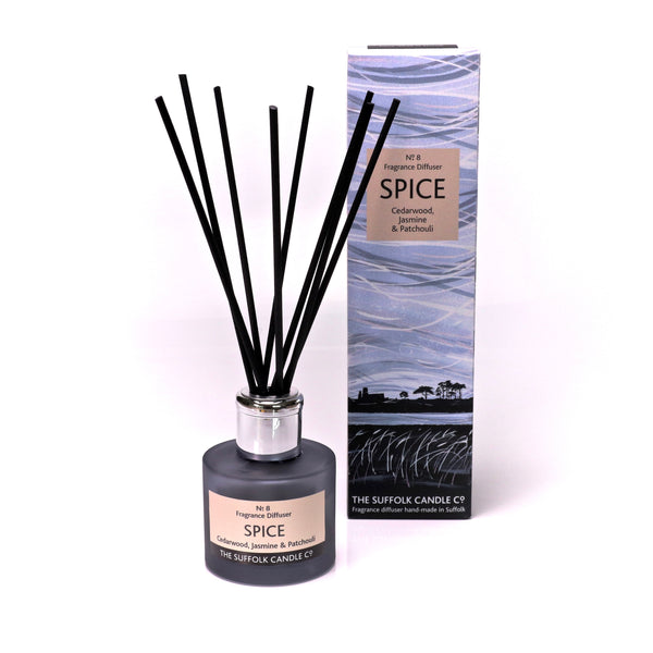 SPICE - Cedarwood, Jasmine and Patchouli - Diffuser - 100ml