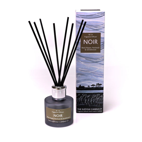NOIR - Black Pepper, Patchouli and Sandalwood - Diffuser - 100ml