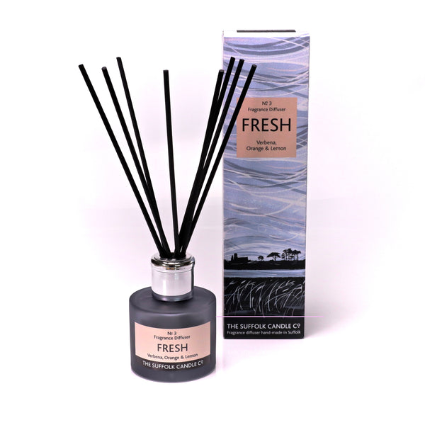 FRESH - Verbena, Orange and Lemon - Diffuser - 100ml