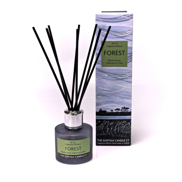 FOREST - Blackcurrant, Oakmoss and Pine - Diffuser - 100ml