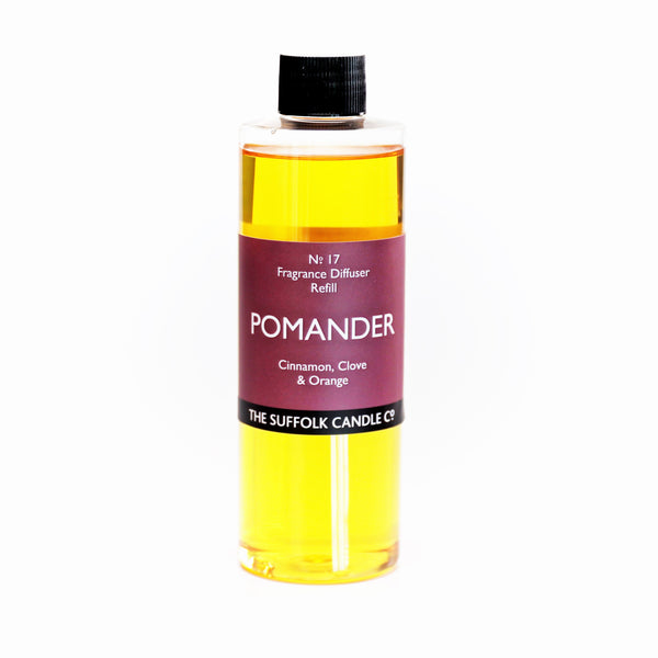 POMANDER - Cinnamon, Clove and Orange - Diffuser oil refill - 250ml