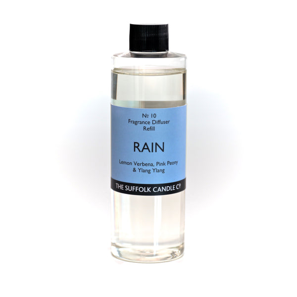 RAIN - Lemon Verbena, Pink Peony and Ylang Ylang - Diffuser oil refill - 250ml