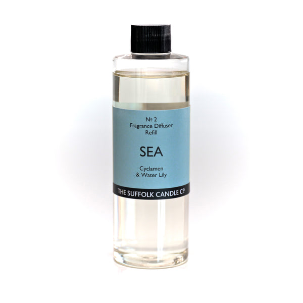 SEA - Cyclamen and Waterlily - Diffuser oil refill - 250ml