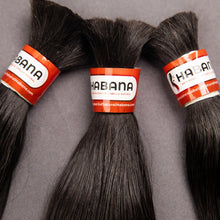 Load image into Gallery viewer, Extensiones de Cabello 100% Virgen Straight de 24 Pulgadas