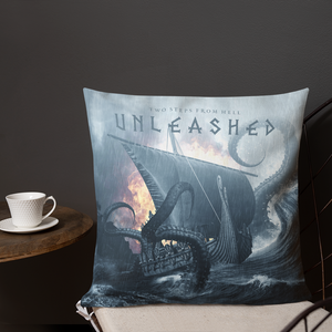 TSFH Miracles Album Artwork Cushion Display