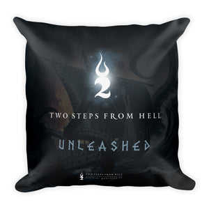 TSFH Vanquish Artwork Cushion Back