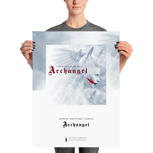 Two Steps From Hell - Archangel Poster 18 x 24: Artwork Collection