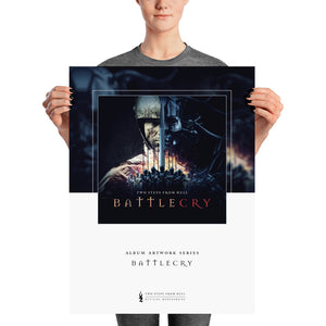 Two Steps From Hell - Battlecry Poster 18 x 24: Album Artwork Collection