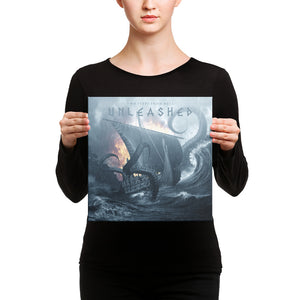Unleashed Canvas Print - Limited Edition #1