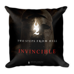 Invincible Artwork Cushion