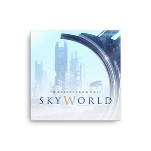 SkyWorld Canvas Print - Limited Edition #3