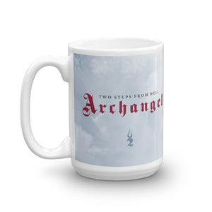 Archangel Artwork Mug