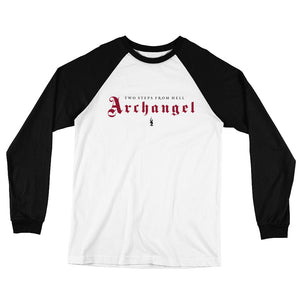 Archangel Long Sleeve Baseball T-Shirt