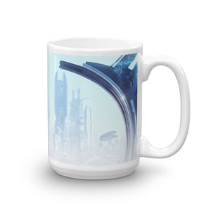 Skyworld Artwork Mug