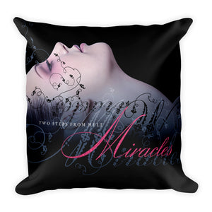 Miracles Artwork Cushion Front