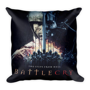 Two Steps From Hell - Battlecry Artwork Cushion Front