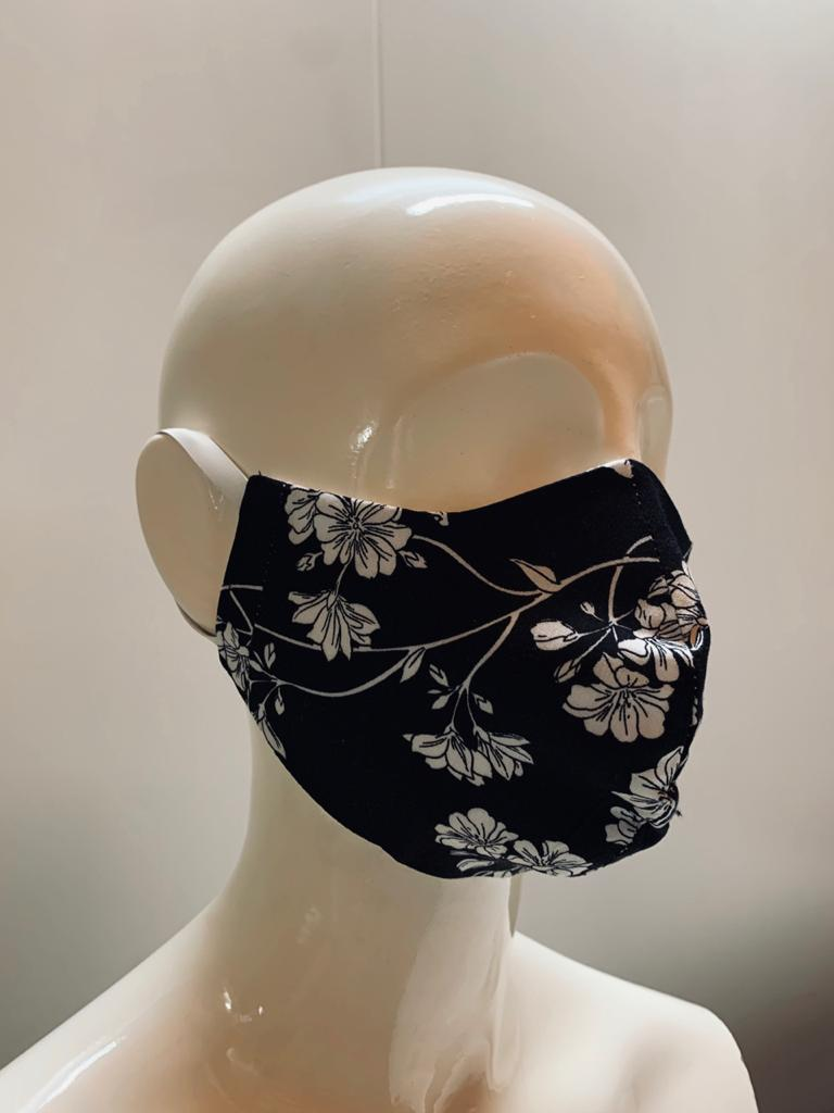 Mono Fabric Face Mask