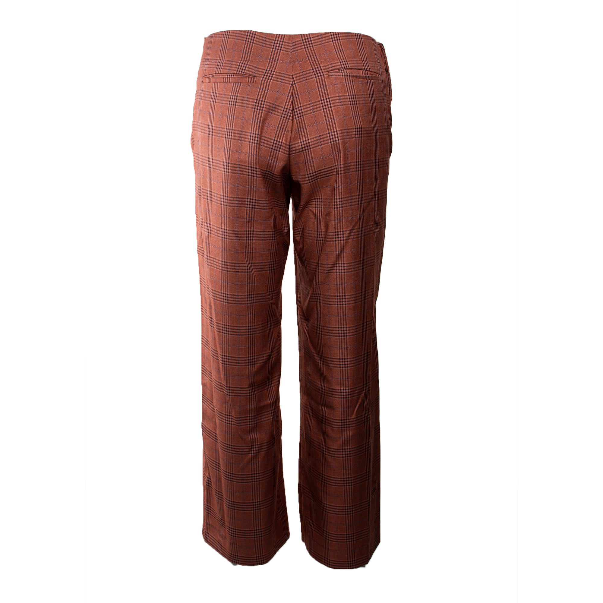 Woman's Check Pants | Loose-fit | Pedro Pant