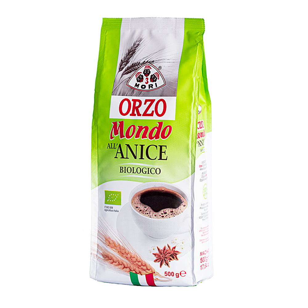Orzo Mondo all'Anice Biologico 500 gr.