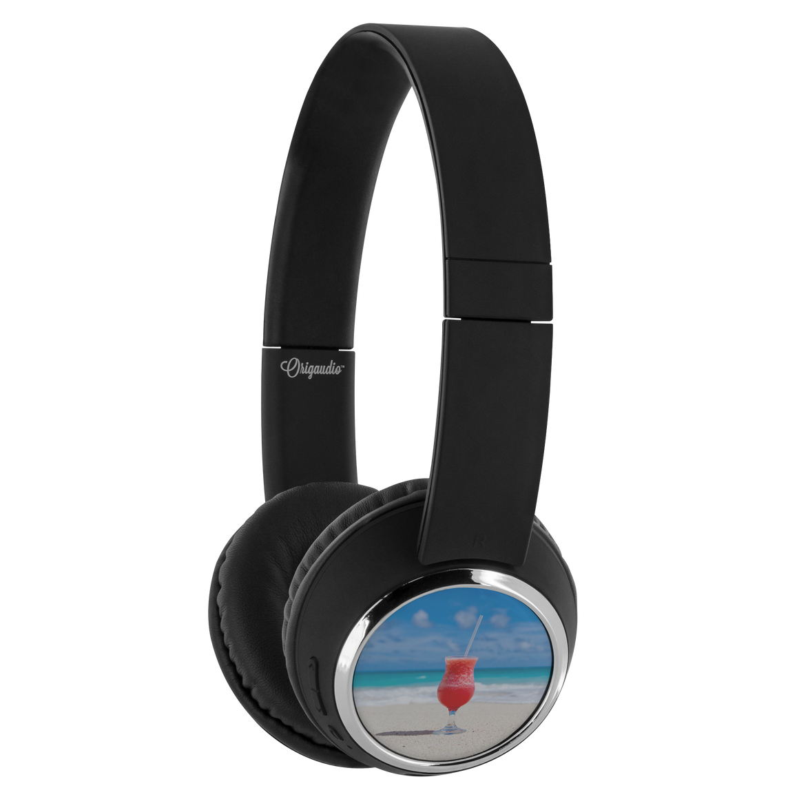 Tropical Drink Bluetooth Headphones