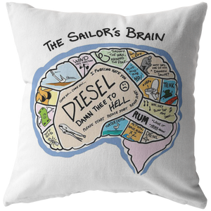 Sailor's Brain Pillow