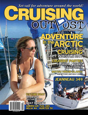 Back Issues Lats & Atts and Cruising Outpost Magazine