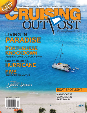 Back Issues Cruising Outpost Magazine