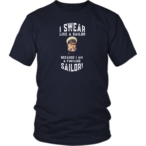 Swear Like a Sailor Men's