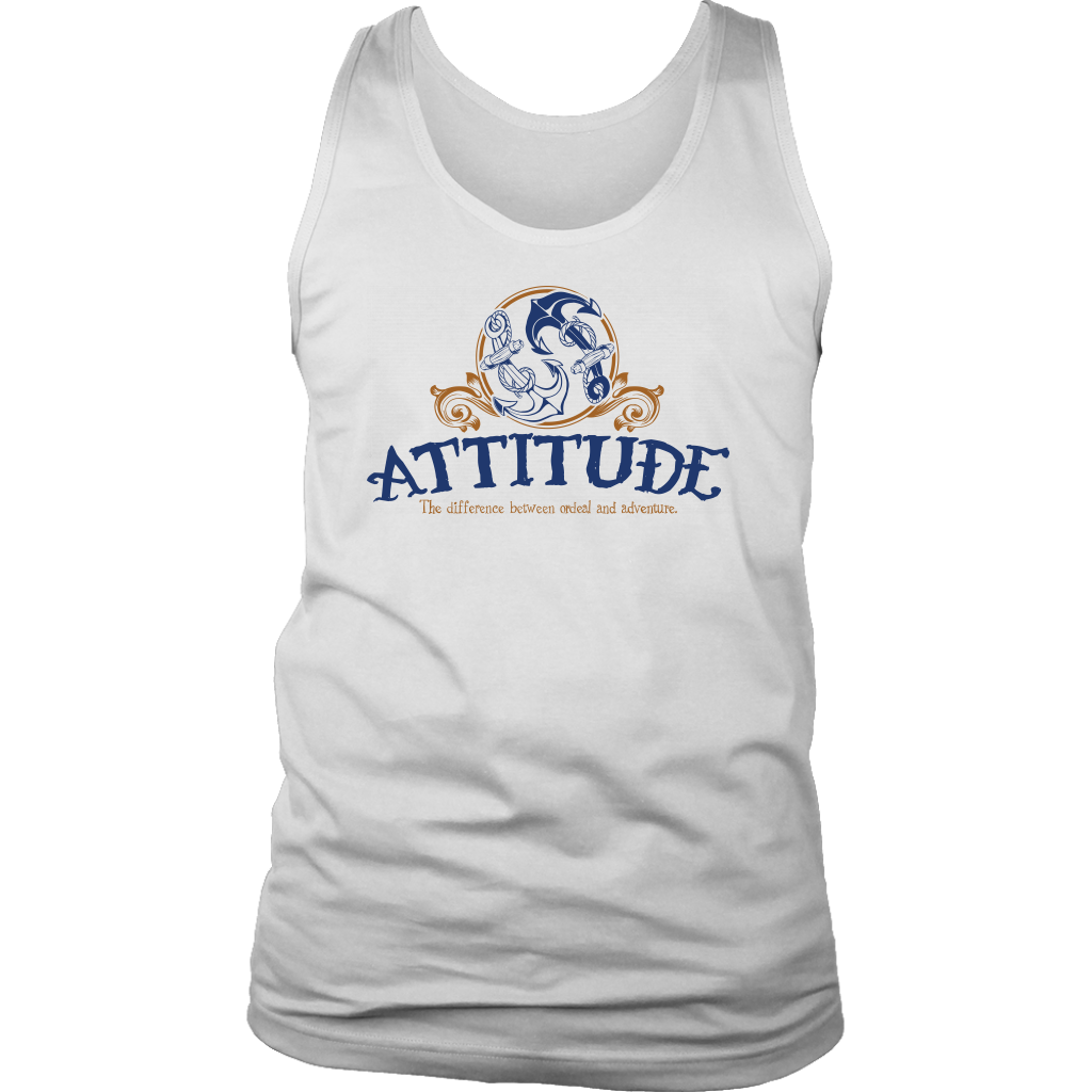 Attitude - Anchors Mens Tank