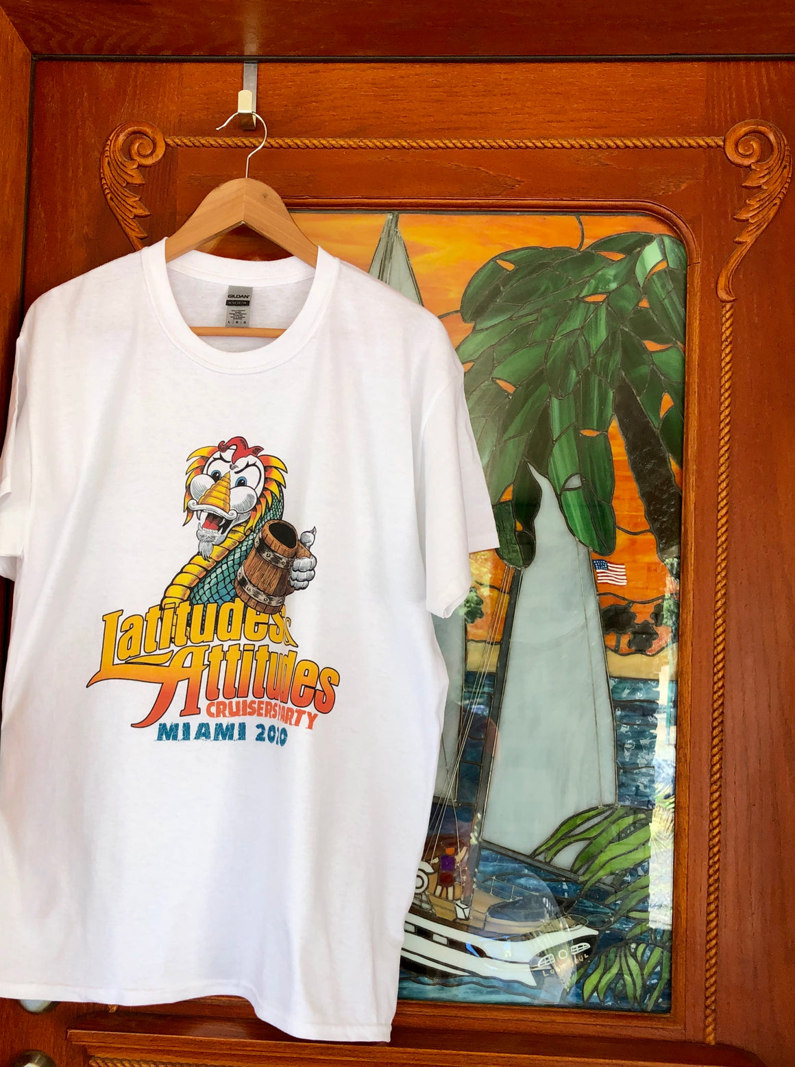Party Shirt - Miami Boat Show
