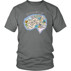Sailor's Brain Shirt