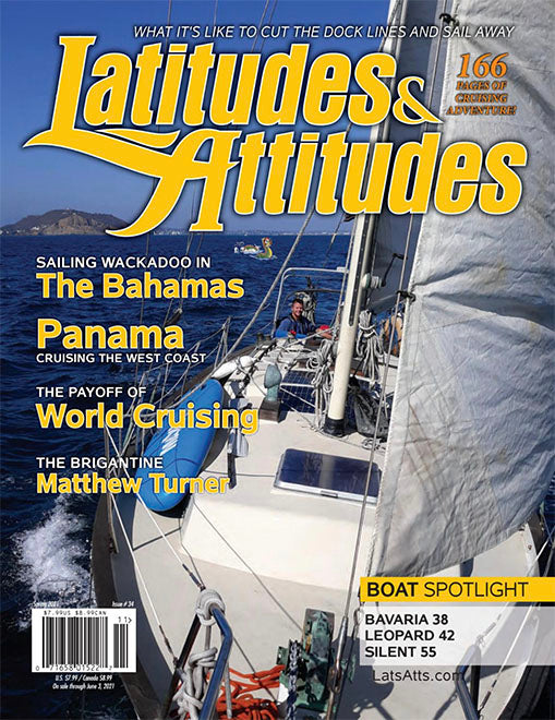 Back Issues Latitudes & Attitudes Magazine