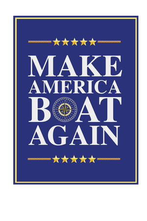 Make America Boat Again!