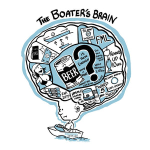 Boater's Brain Shirt