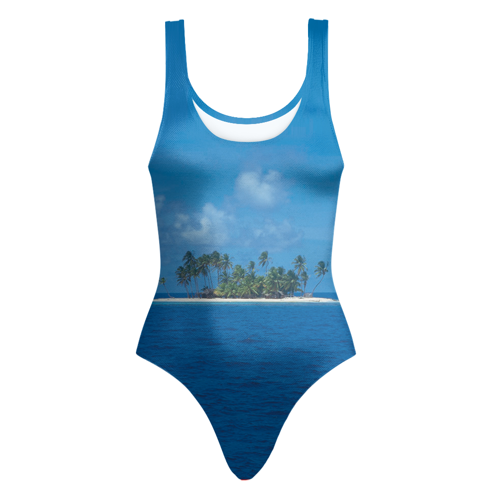 Tropical Island Swimsuit