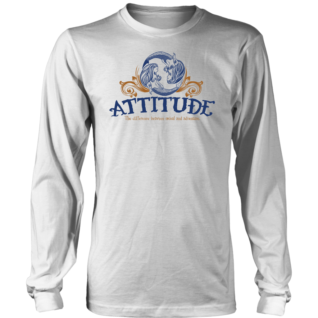 Attitude - Mermaids Long
