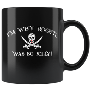 Why Roger Was Jolly Mug