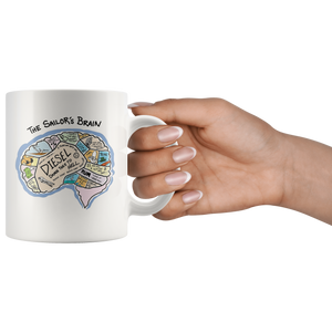 Sailor's Brain Mug