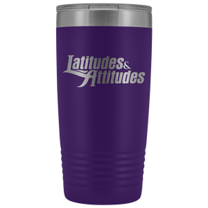 Lats & Atts 20oz Insulated Tumblers